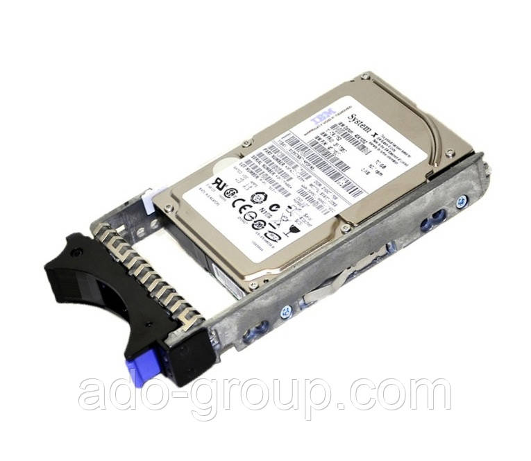 "40K1020 Жесткий диск IBM 73.4 GB SAS 10K 3G SP 2.5"""