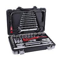 Профессиональный набор инструмента INTERTOOL ET-7039, фото 1