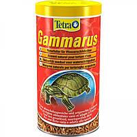 Tetra Gammarus 1 L - основной корм для водных черепах