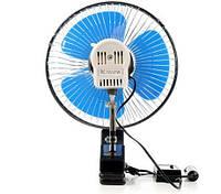 Вентилятор автомобильный Oscillating Fan 12V DC