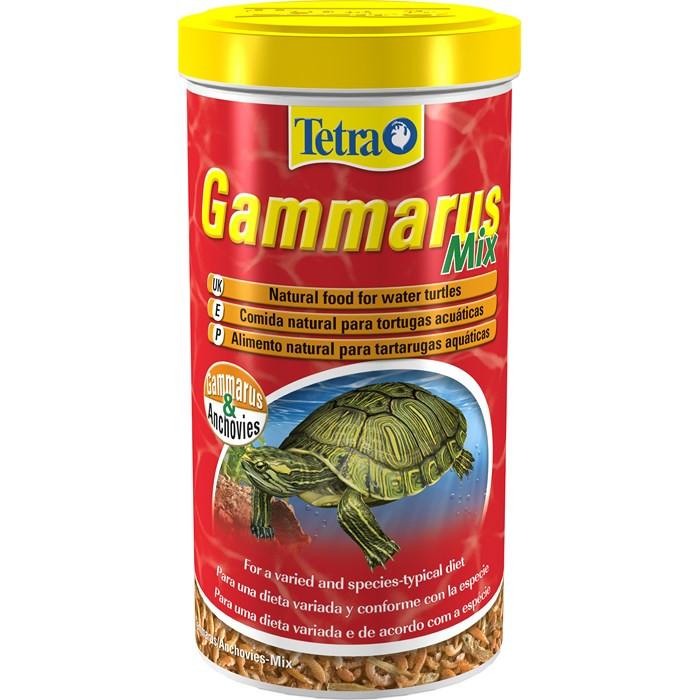 Tetra Gammarus MIX 250ml - основной корм для водных черепах - Интернет-магазин «Моё дело» в Харькове