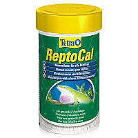 Tetra ReptoCal 100ml - порошок-корм для рептилий