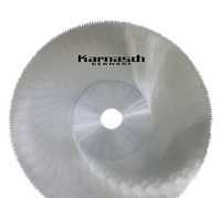 Фрикционный пильный диск (ВАНАДИУЕВЫЙ) D=560x4,0x40 mm,  z=300 Zähne, Карнаш (Германия)