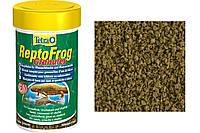 Tetra ReptoFrog 100ml - основной корм для лягушек,тритонов