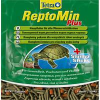 Tetra ReptoMin 12гр - основной корм для черепах