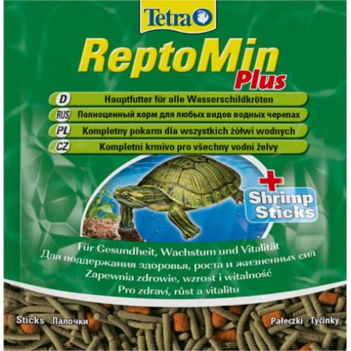 Tetra ReptoMin 12гр - основной корм для черепах - Интернет-магазин «Моё дело» в Харькове