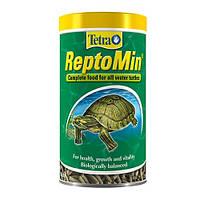 Tetra ReptoMin 100ml - корм для водных черепах