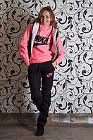 Спортивный костюм женский Nike, теплый (тройка), фото 1