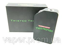 Механнический МОД Wotofo Twisted Tripple, черный