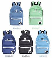 Качественный рюкзак для молодежи. Практичный и вместительный рюкзак. Интересный дизайн. Новый. Код: КДН333