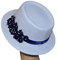 Шляпа белая Сюзанна