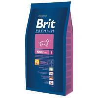 Сухой корм Brit Premium Adult S для собак 8 кг.