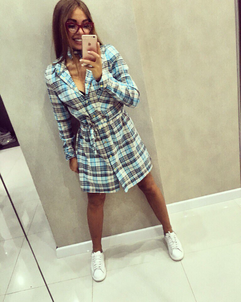 becf427fe6514df Оригинальное, стильное платье-рубашка