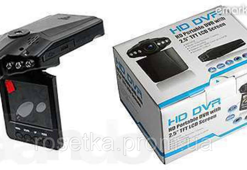 Видеорегистратор для автомобиля HD DVR  2,5 ЖК монитор