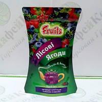 Чай Мономах Fruits Лесные ягоды 70г черн. (12)