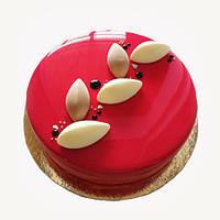Дзеркальні глазурі для муссовых тортів