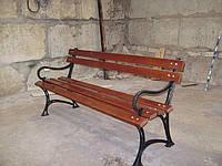 Уличные скамейки, фото 1