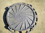 Люки каналізаційні, фото 2