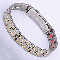 Титановый Био магнитный браслет Принц (8035 нов)