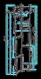 Стальная канализационная лестница, фото 2