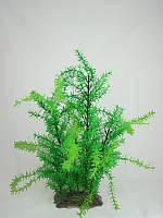 Растение для аквариума пластиковое Куст, 45 см