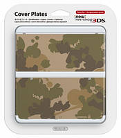 Декоративные крышки NEW 3DS COVER PLATE CAMOUFLAGE