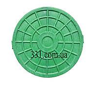 Люк-міні пластмасовий зелений, фото 1