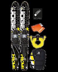 """Водные лыжи + воднолыжный комплект Jobe Hemi Pack. 62"""""""