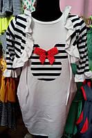 Детское платье с болеро Микки Маус (разные цвета)