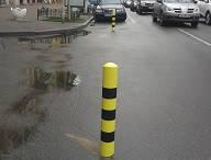 Сигнальный столбик (парковочный столбик)