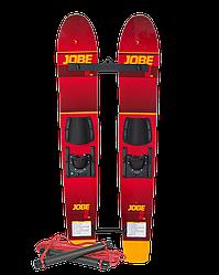Детские водные лыжи Jobe Hemi Trainers-2016!