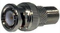 BNC разъем под F коннектор, Telegartner