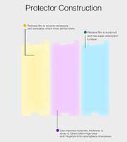 Защитная пленка Nillkin Crystal для HTC 10 / 10 Lifestyle Анти-отпечатки