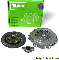 Сцепление  Valeo  комплект (корзина+диск+выжимной) Fiat Doblo (2006-) 1.3 Multijet