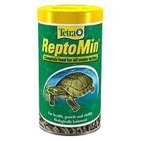 Tetra ReptoMin 1 L - гранулы для водных черепах