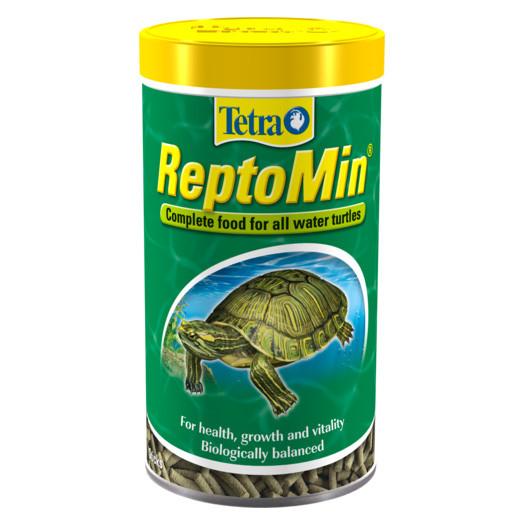 Tetra ReptoMin 1 L - гранулы для водных черепах - Интернет-магазин «Моё дело» в Харькове