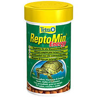 Tetra ReptoMin Energy 250ml - корм для водных черепах