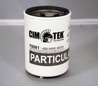 Фильтр тонкой очистки для ДТ, бензина, спирта, 80 л/мин.
