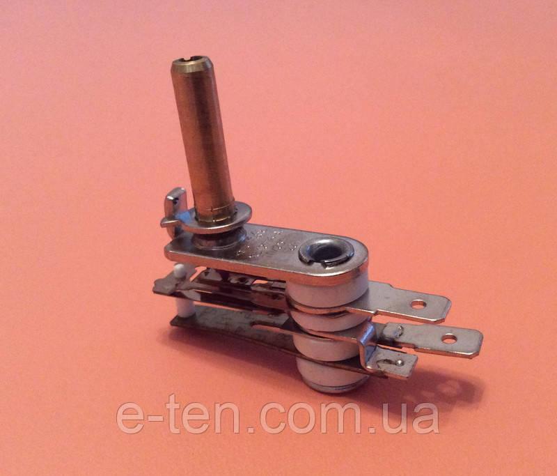 "Терморегулятор KST201B-A / 10А / 250V / T220 (стержень h=25мм) для обогревателя ""Термия"", электроконвекторов"