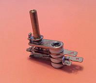 "Терморегулятор KST201B-A / 10А / 250V / T220 (стержень h=25мм) для обогревателя ""Термия"", электроконвекторов, фото 1"