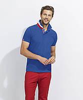 Мужская рубашка поло SOL'S PATRIOT, фото 1