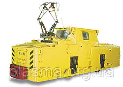 Электровоз шахтный К-14