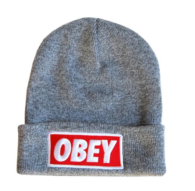 Шапка зимняя Obey / SPK-01 (Реплика)