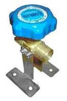 Клапан запорный К-1409-250 G3/4