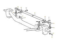 Каталог запчастей#Поперечная тяга рулевого механизма жесткого переднего моста