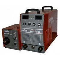 Сварочный полуавтомат MIG-350(J1601) IGBT без горелки, 2 корпуса