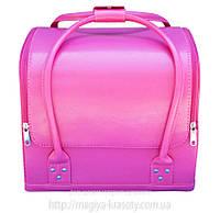 """Бьюти кейс для косметики  """"Pink Matt"""""""
