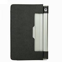 """Кожаный чехол-книжка для планшета Lenovo Yoga Tablet 3 8"""" 850F/850M TTX с функцией подставки"""