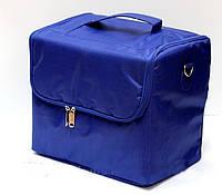 """Кейс - сумка для косметики """"Art blue"""""""