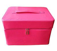 Сумка-чемодан для мастеров маникюра и педикюра, также большой вместительный кейс для визажиста.